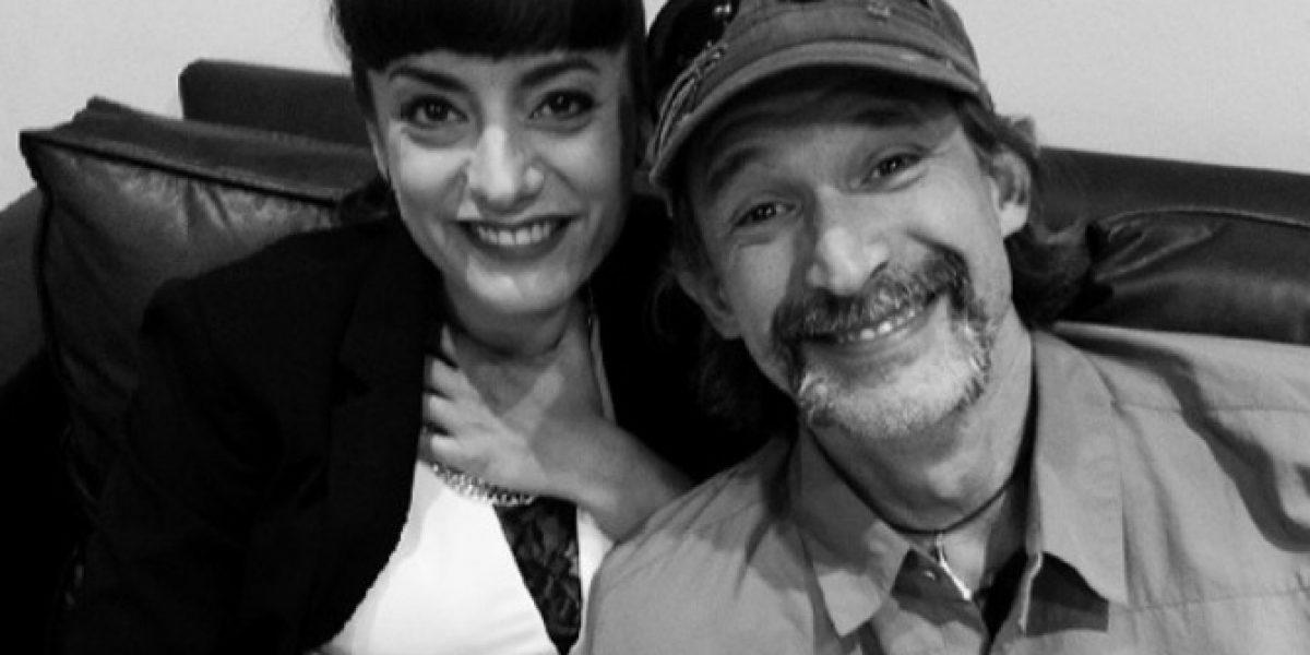 Francisco Melo vuelve a trabajar con su amor en TV: