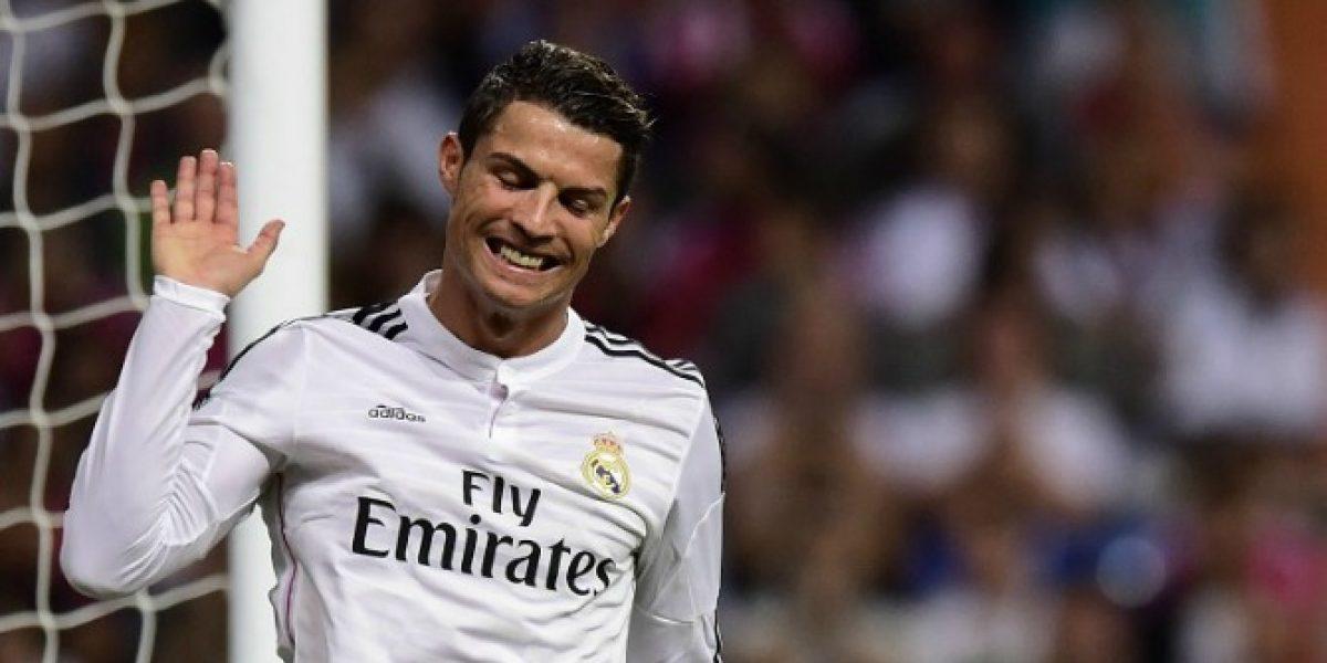 Cristiano Ronaldo sigue los pasos de Shakira en Facebook