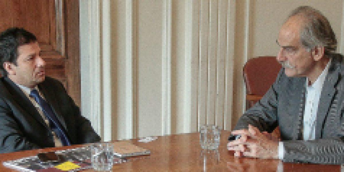 """Alejandro Micco: """"Estamos ocupados en tratar de mejorar las actuales tasas de crecimiento"""""""