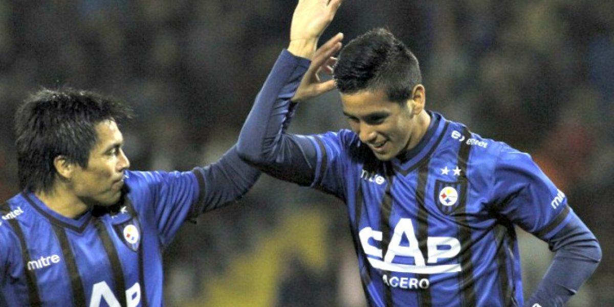 Goleador de Huachipato desafía a Rogerio Ceni en histórico duelo con Sao Paulo
