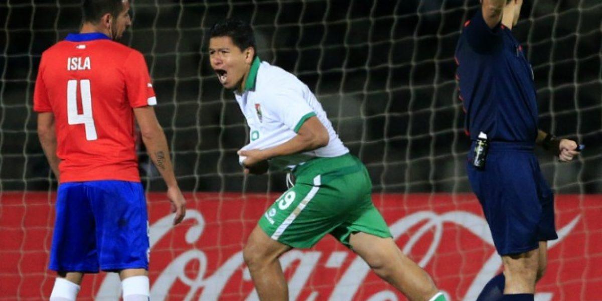 Figura de Bolivia criticó al juez y lanzó que con Chile siempre habrá algo extrafutbolístico