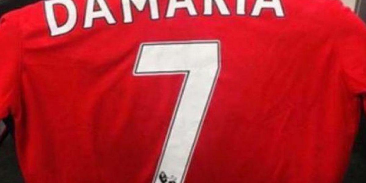 El nuevo grosero error de Manchester United tiene a Di María de protagonista