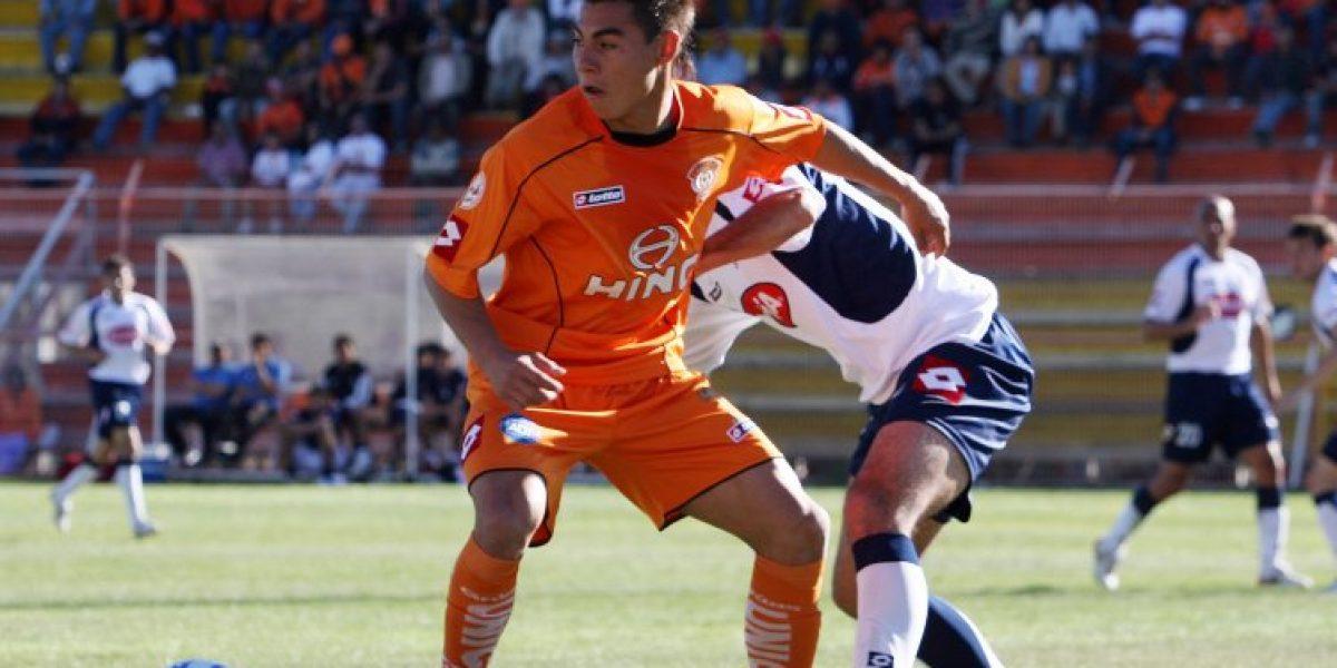 Luis Fuentes recordó su noche mágica ante Bolivia tras su visita a los jugadores de la Roja