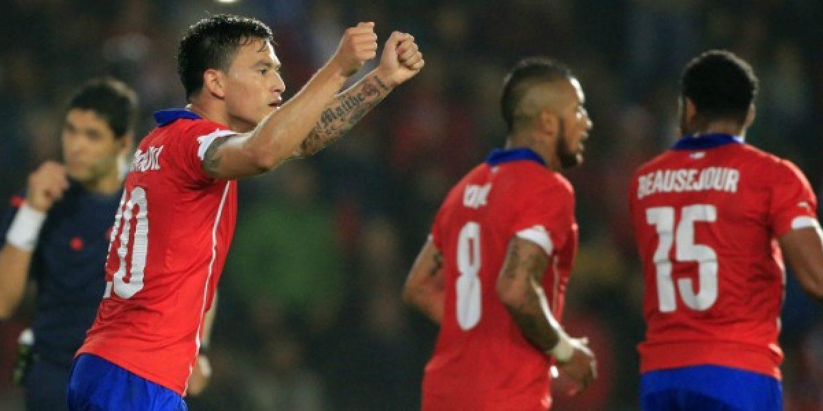 La Roja apenas empató y dejó serias dudas ante Bolivia