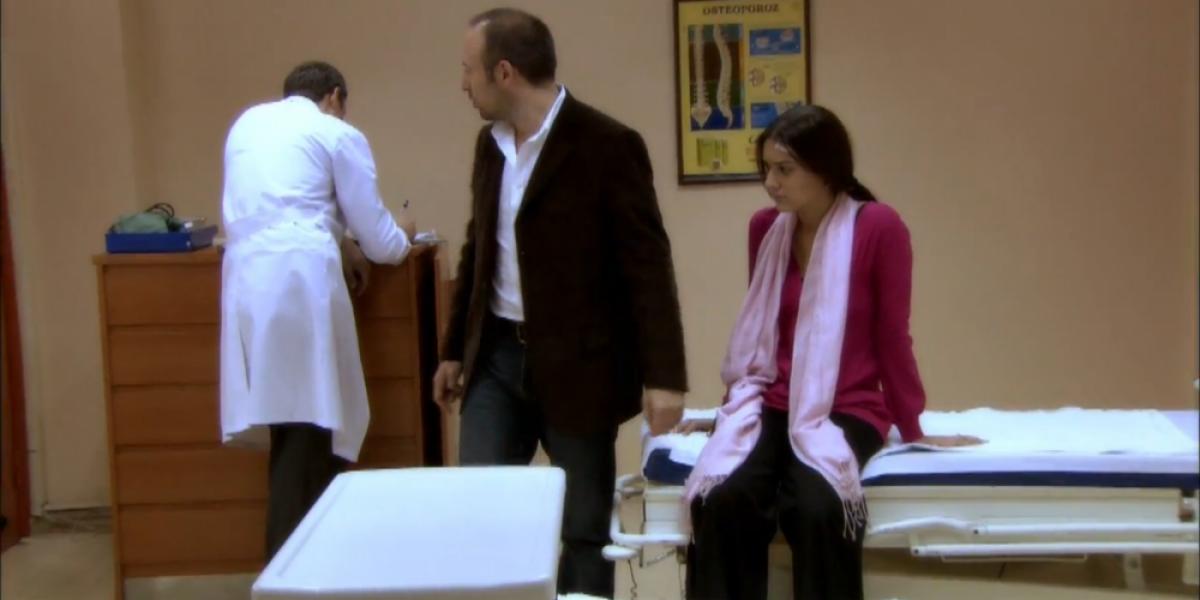 La fría y distante reacción de Sherezade con Onur tras trágico accidente
