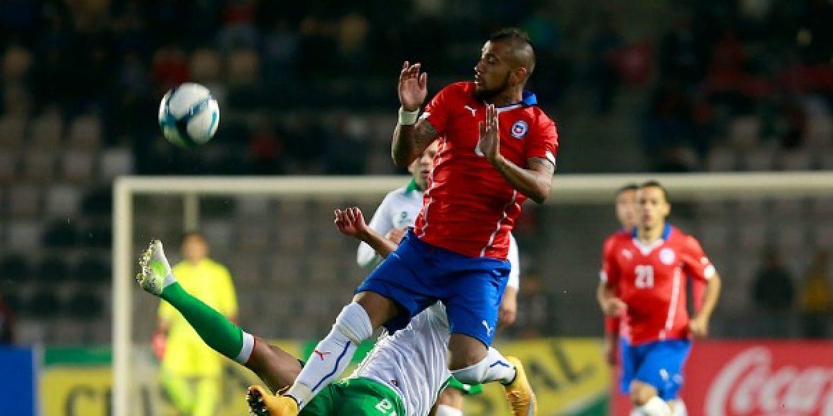 Así vivimos el empate entre Chile y Bolivia en Coquimbo