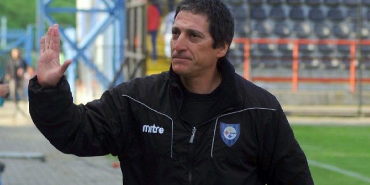 Mario Salas y duelo con Sao Paulo: