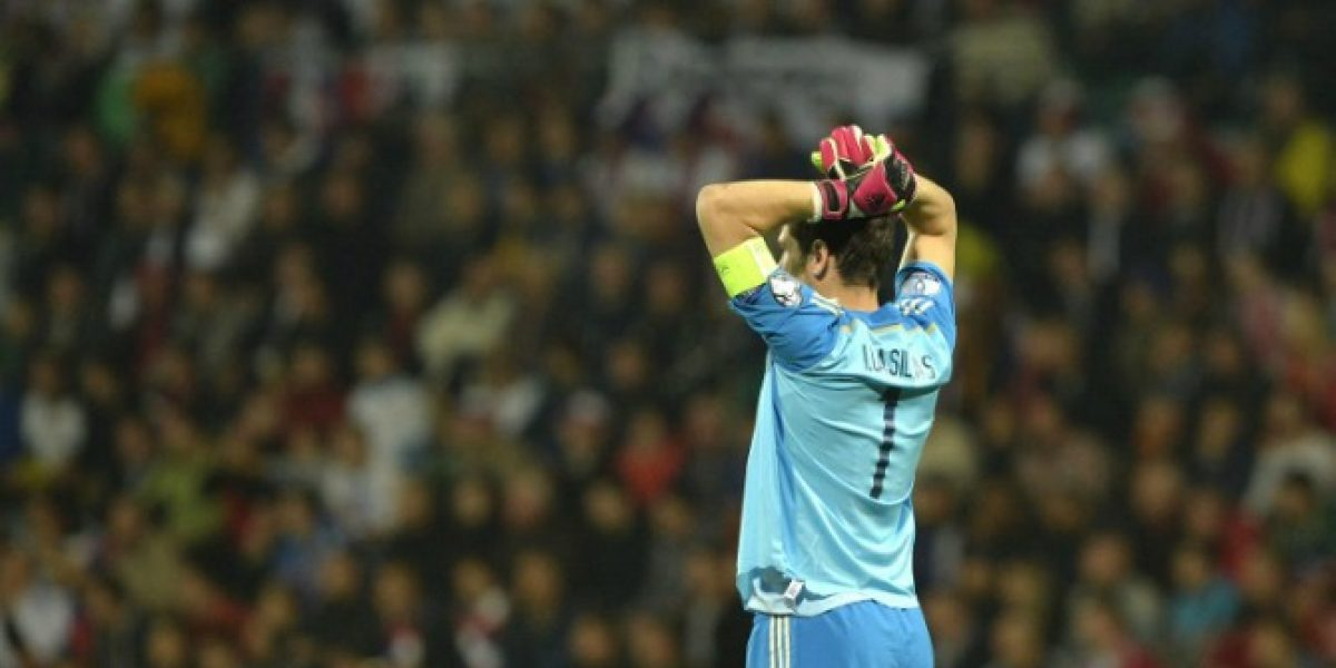 Casillas analiza momento de España:
