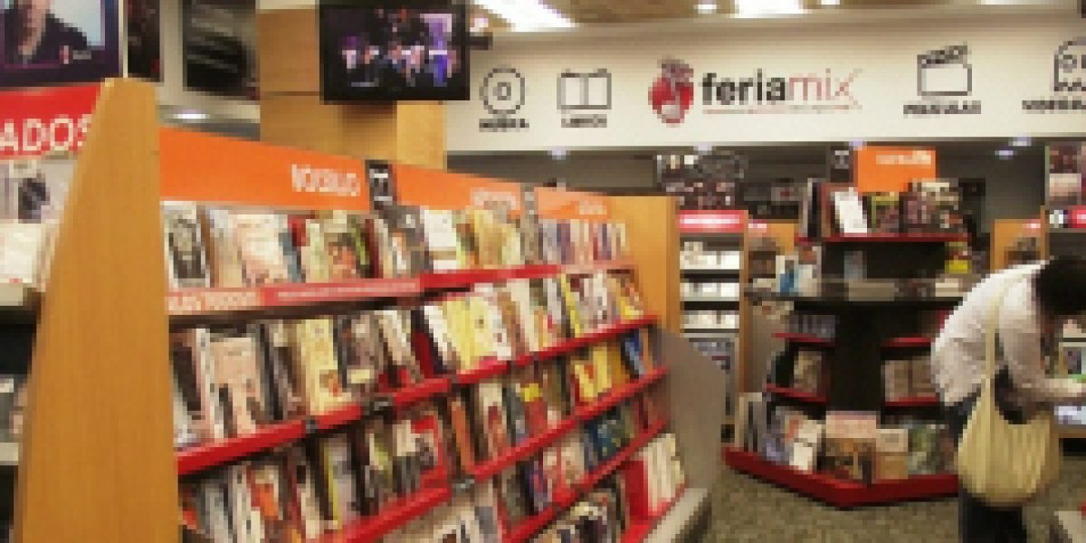 Desaparecida Feria Mix rematará sus libros, películas y discos musicales