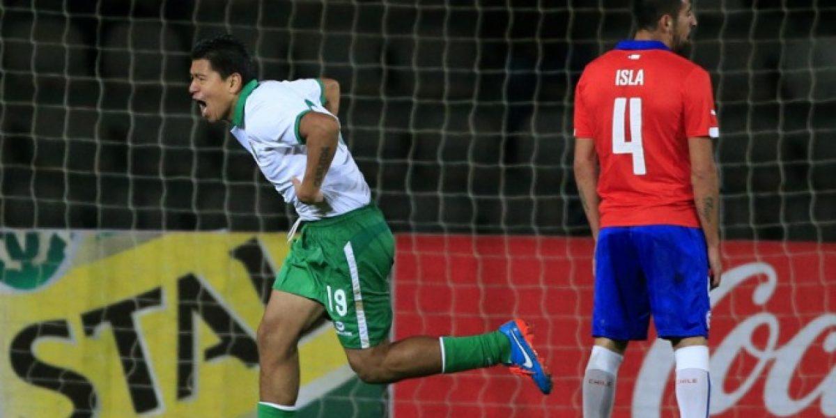 El goleador boliviano vuelve a disparar: