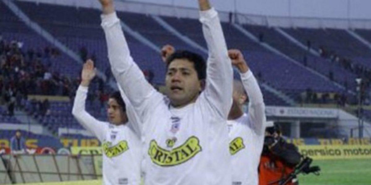 Carucha Fernández no olvida a Colo Colo:
