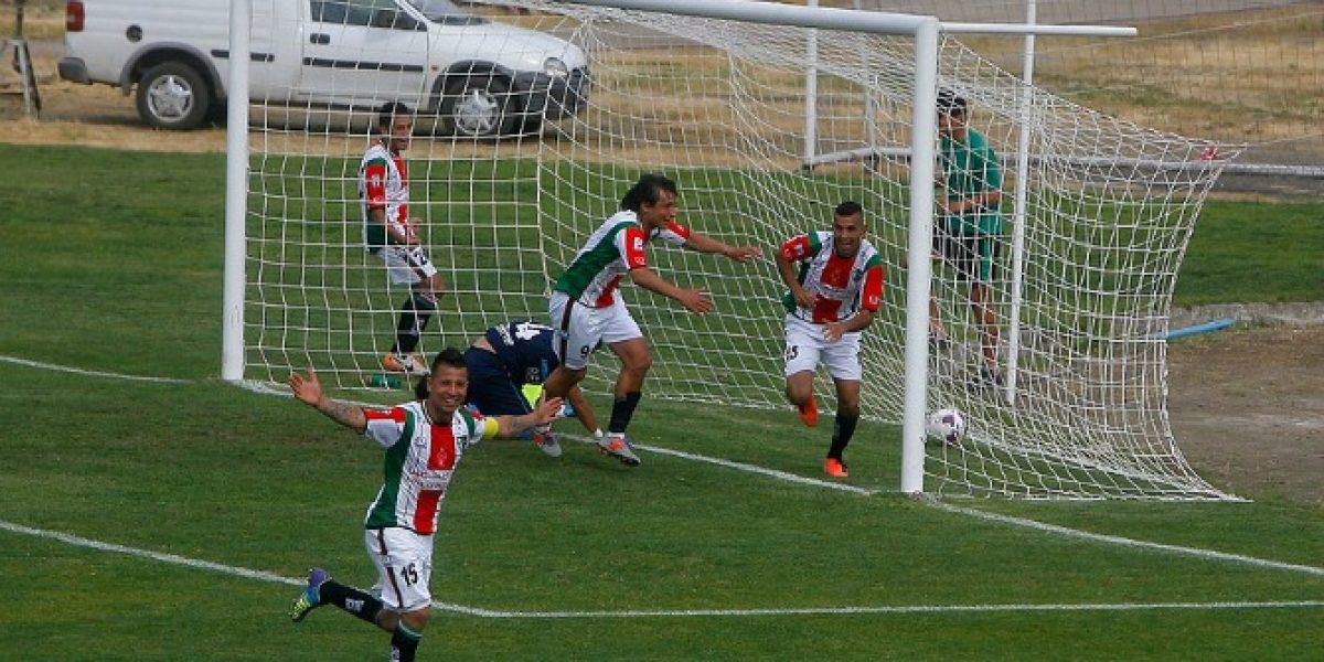 El Campanil y Palestino avanzan a los cuartos de final de Copa Chile