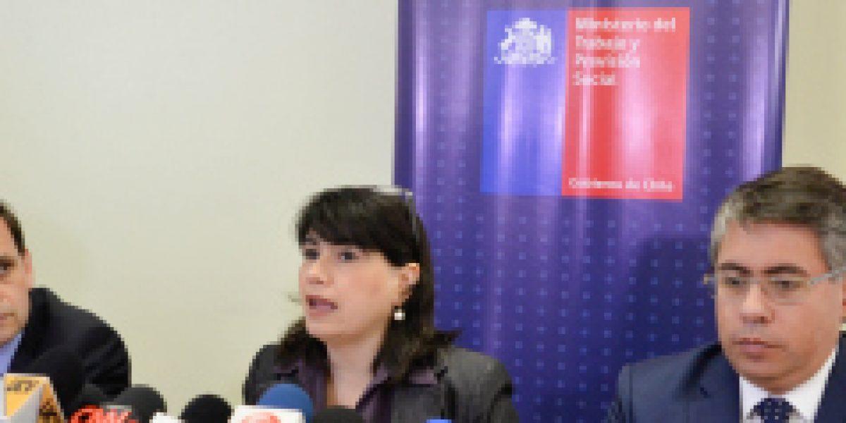 Ministra del Trabajo y representantes del retail acuerdan avanzar en capacitación de mujeres y jóvenes para incorporarlos al mercado laboral