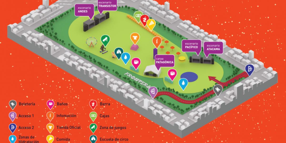 Frontera Festival: Todo lo que debes saber