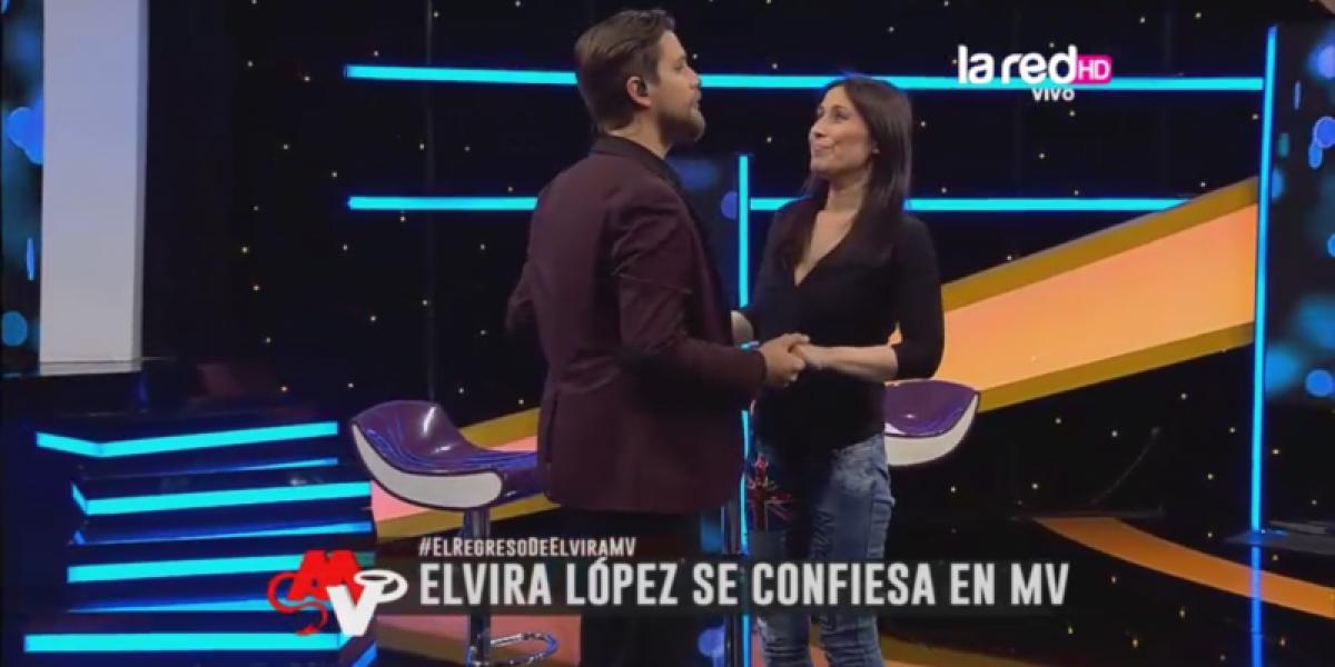 Hijo de Carolina Fadic sorprende a su nueva mamá en TV