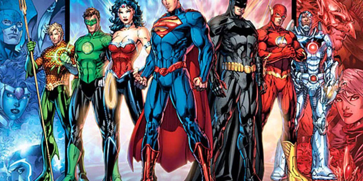 Warner Bros. anuncia diez películas basadas en superhéroes de DC Cómics