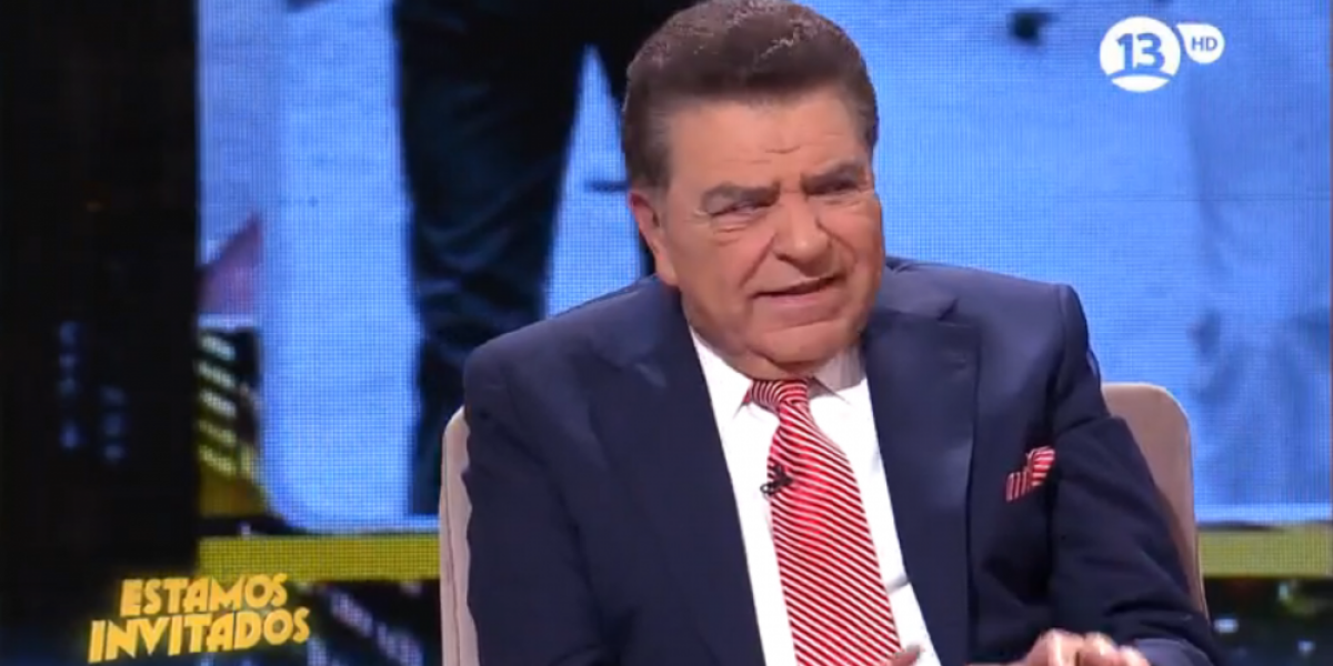 Pablo Longueira no pudo aguantar las lágrimas en programa de TV