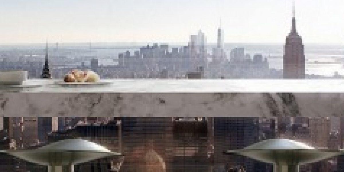 ¿Te gustaría tener esta vista desde la ventana de tu departamento?