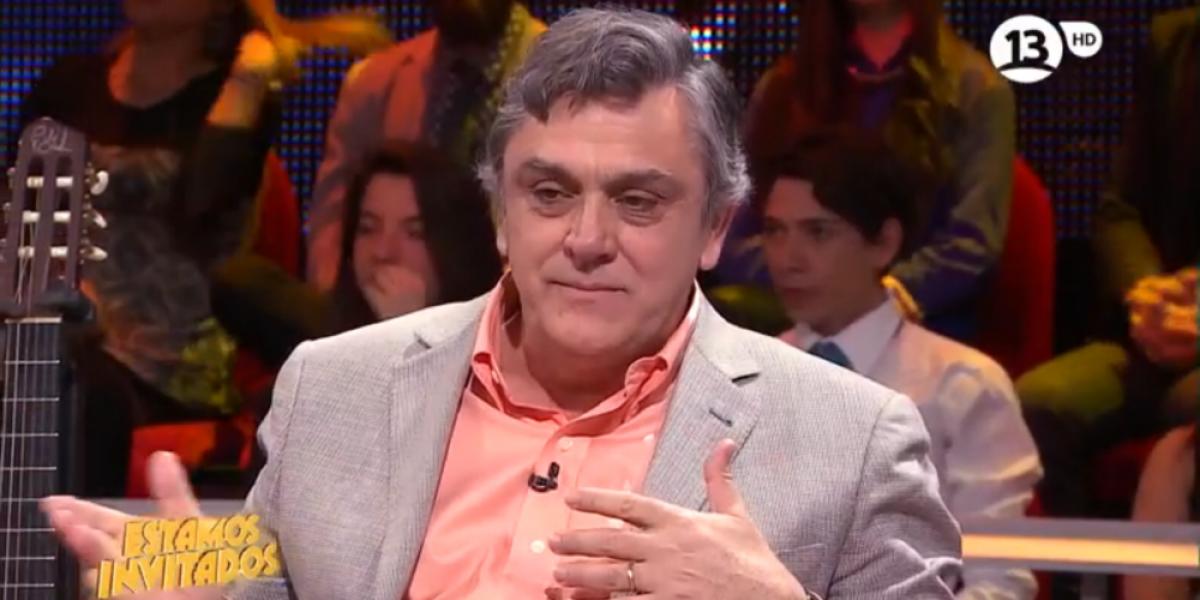 Stefan Kramer imita a Pablo Longueira con el presente