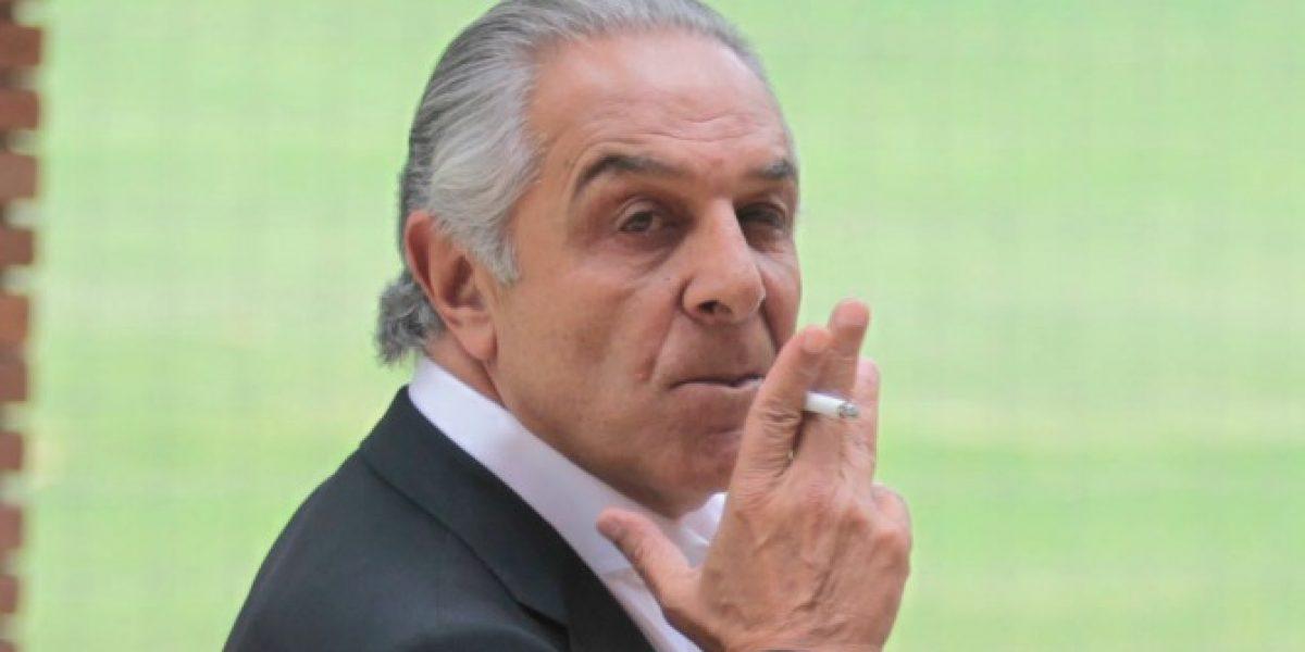 Abumohor resignado:
