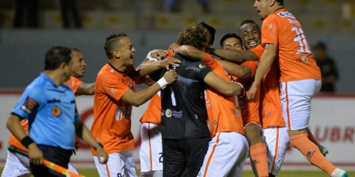 Video: La épica clasificación a penales de equipo peruano en la Sudamericana
