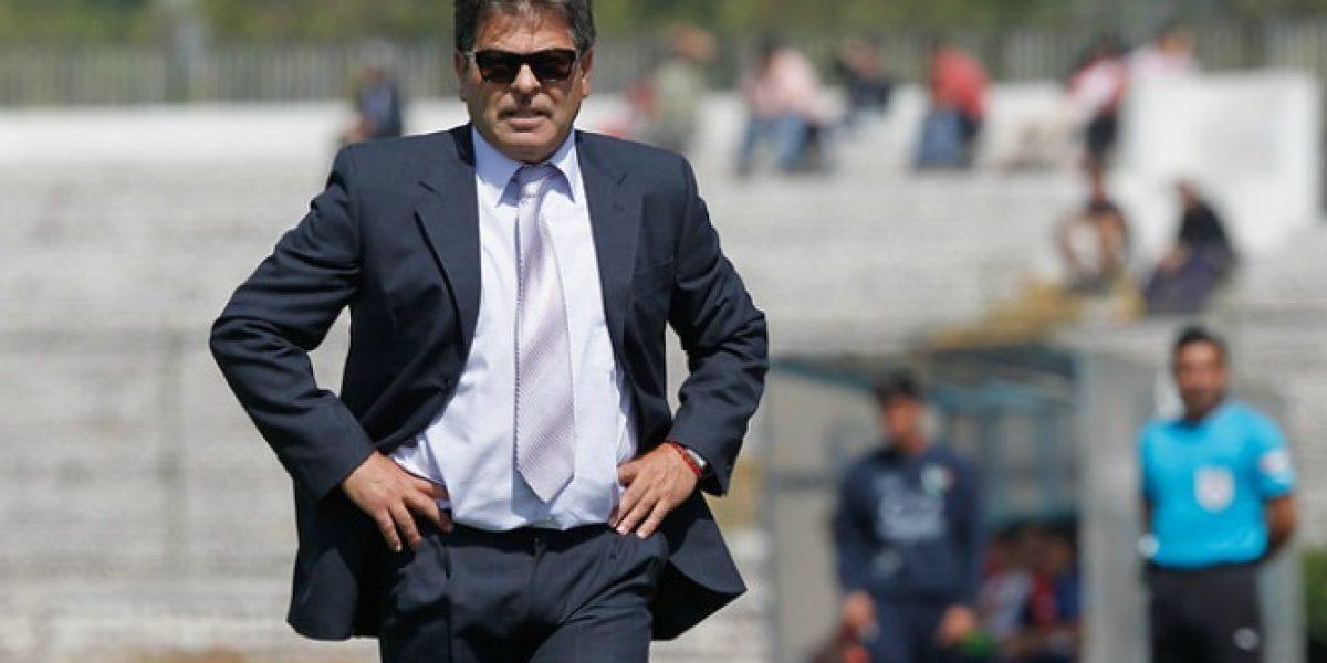 Jorge Garcés renuncia a Rangers de Talca tras malos resultados