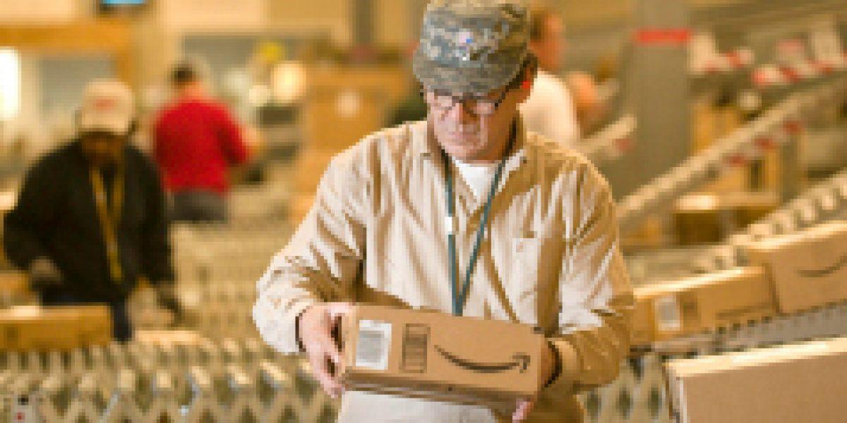 Amazon contratará 80.000 trabajadores temporales para las fiestas