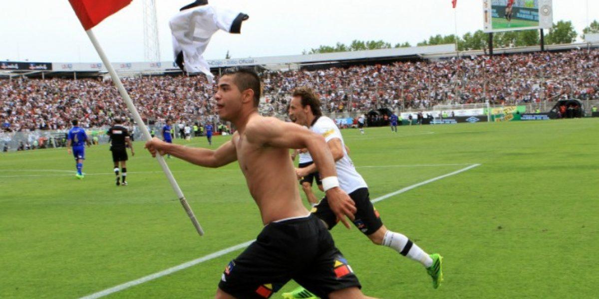 A lo Marcelo Espina: El recuerdo de Felipe Flores del último gol Monumental