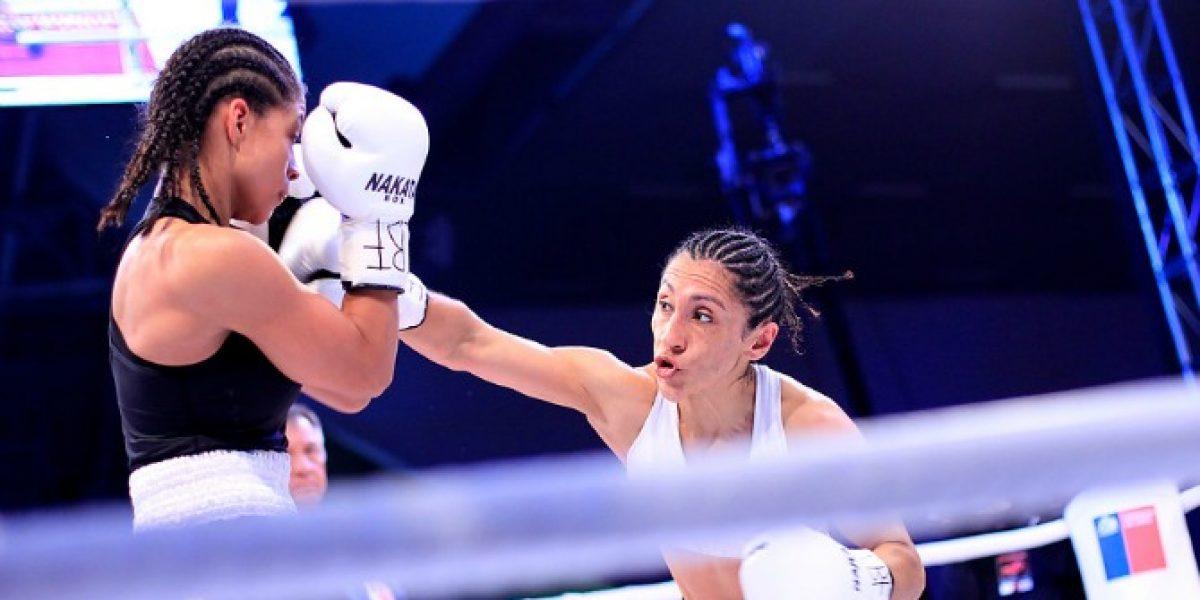 ¡Busca desafíos! Crespita Rodríguez anunció nueva defensa del título mundial