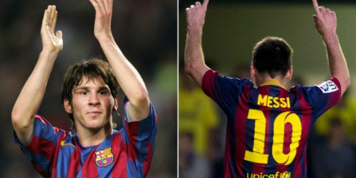 El compacto de una década de oro: Los mejores momentos de Lionel Messi