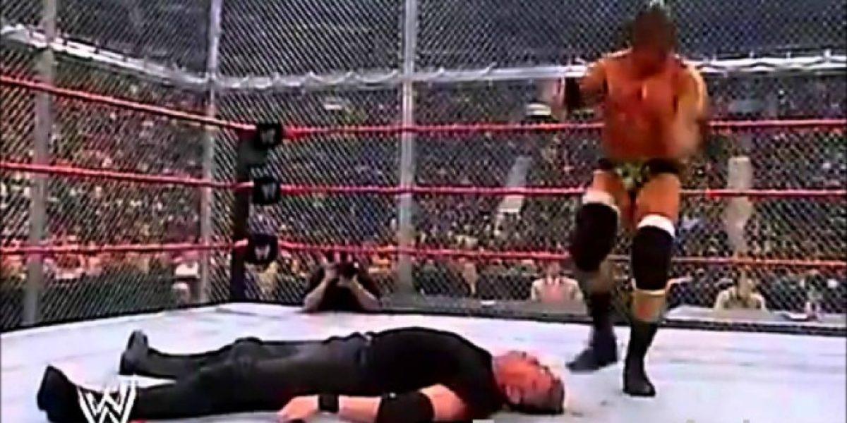 Unforgiven 2006: uno de los Hell in a Cell más sangrientos de la WWE