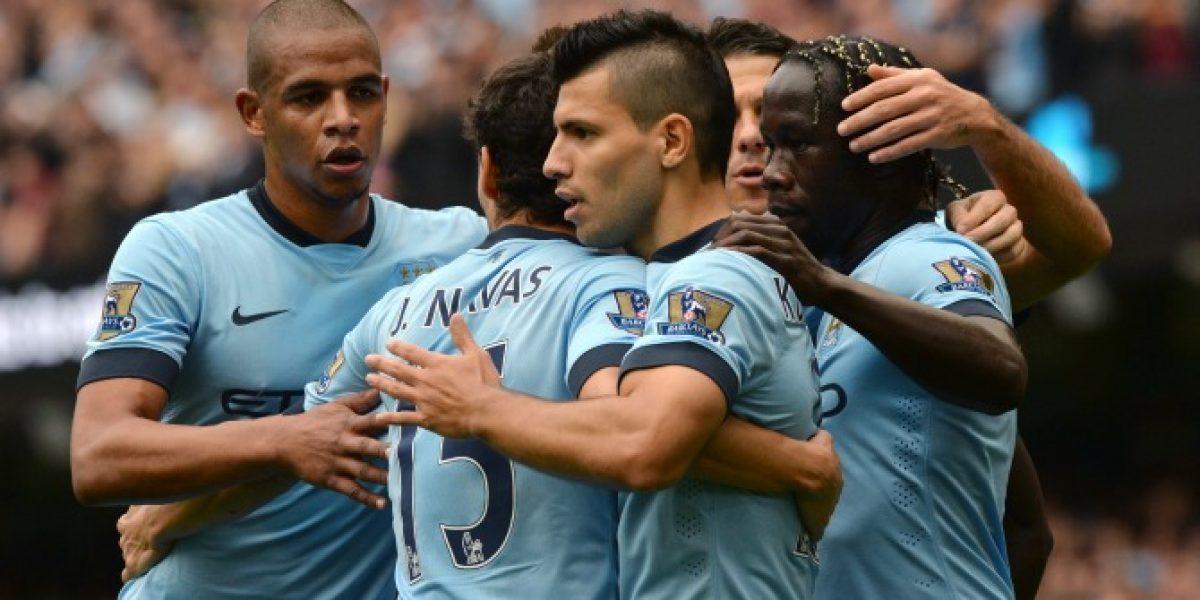 En Directo: Manchester City vs. Tottenham Hotspur