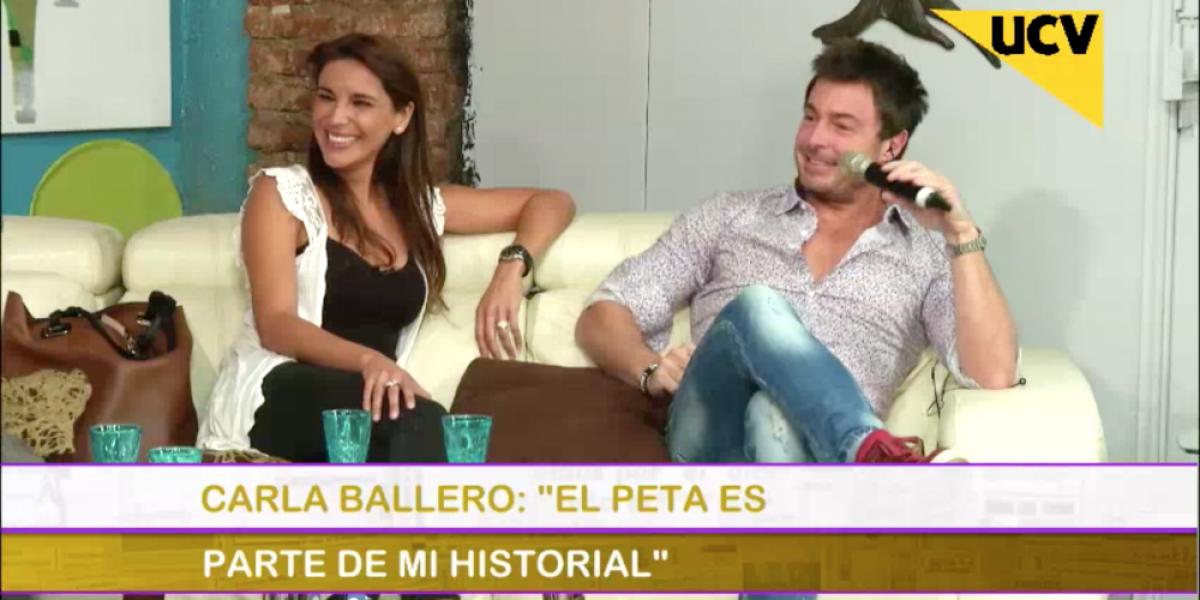 Carla Ballero confiesa romance con reconocido animador de TV