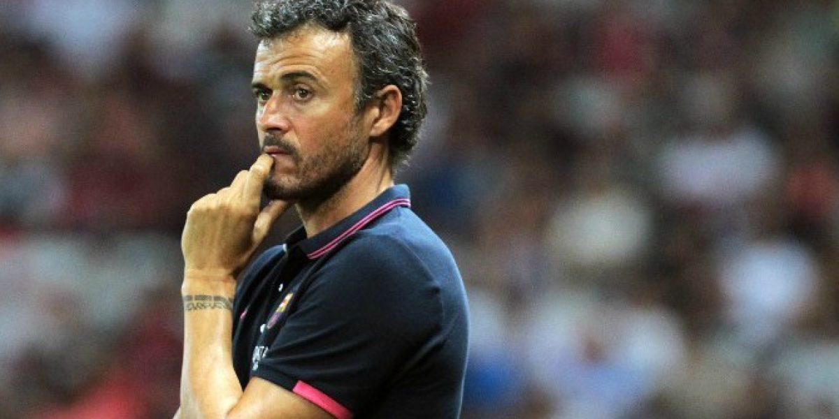 DT de Barcelona y regreso anticipado de Bravo: