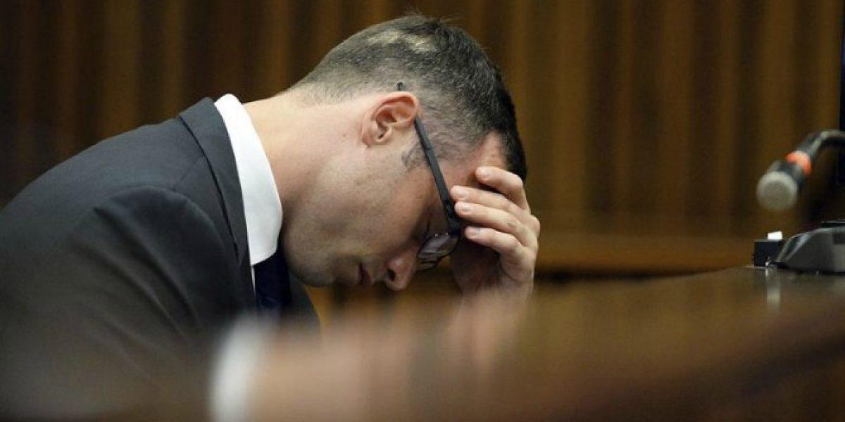La sentencia a Pistorius por la muerte de su novia se conocerá el 21 de octubre