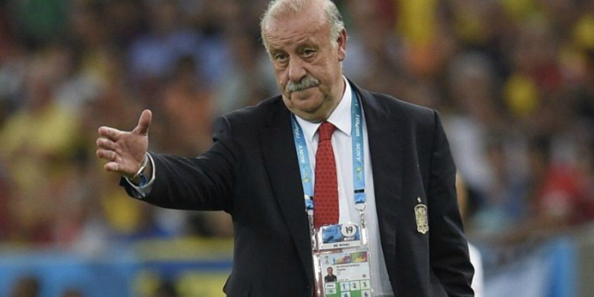 Confirmado: Vicente del Bosque dejará la selección española tras la Euro 2016