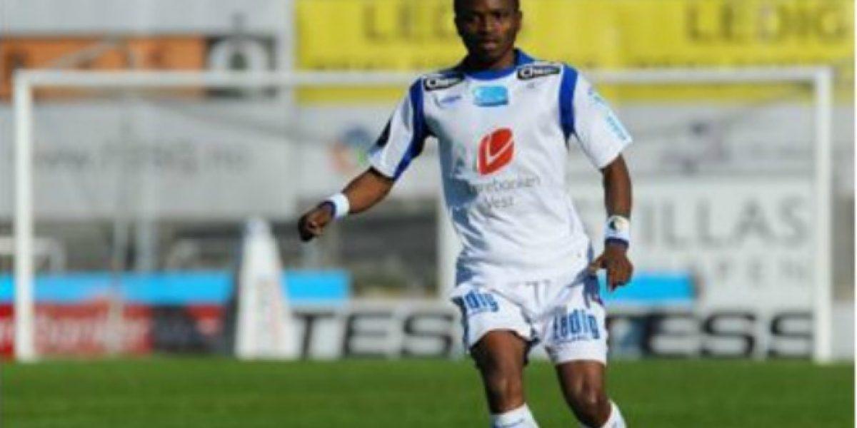 Club griego envía a jugador africano de