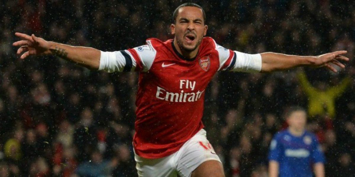El Arsenal de Alexis recuperó importante valor tras casi un año de ausencia