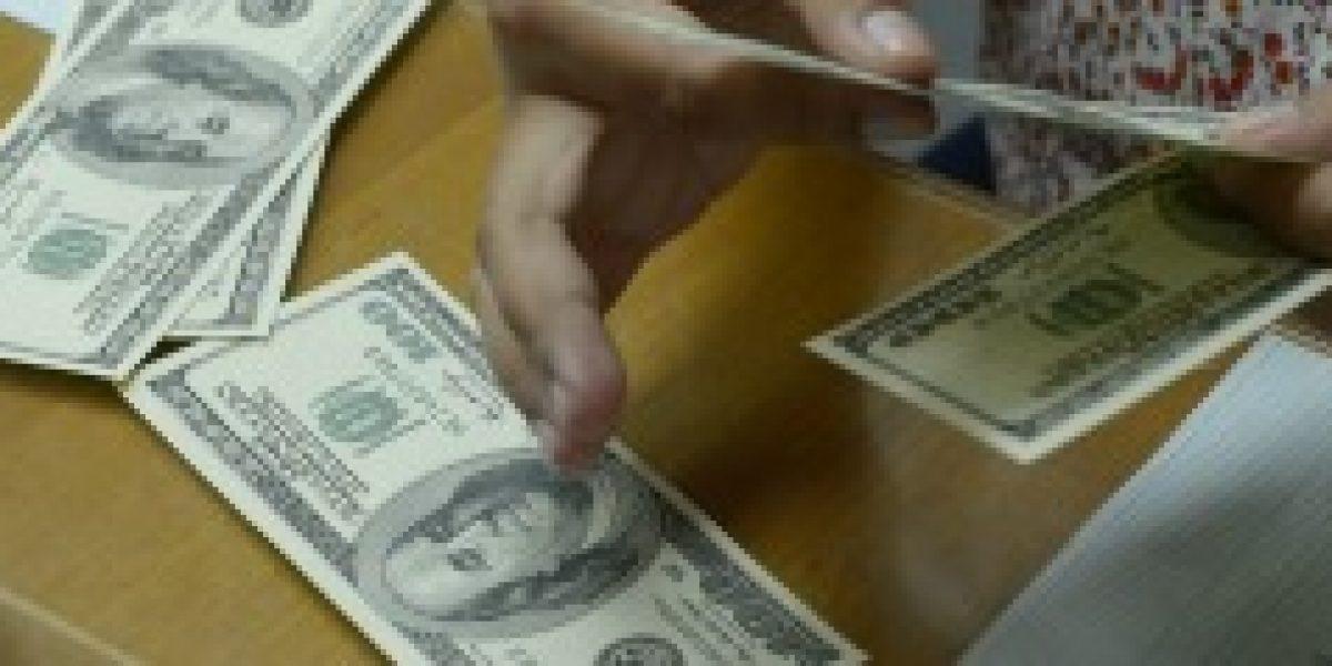 Reducción de la TPM por el Banco Central: dólar a la baja