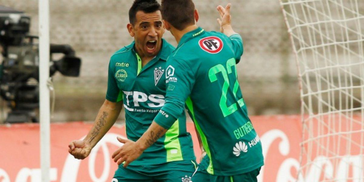 El puerto se ilusiona: Wanderers gana y supera a Colo Colo en la tabla del Apertura