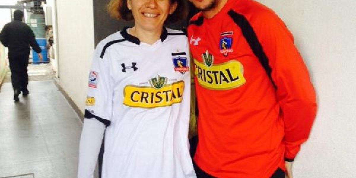 Hincha anticipó por Twitter los autores de los goles de Colo Colo ante la U en el Superclásico