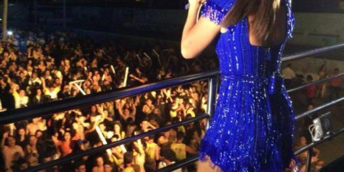 Destacada cantante brasilera es diagnosticada con dengue