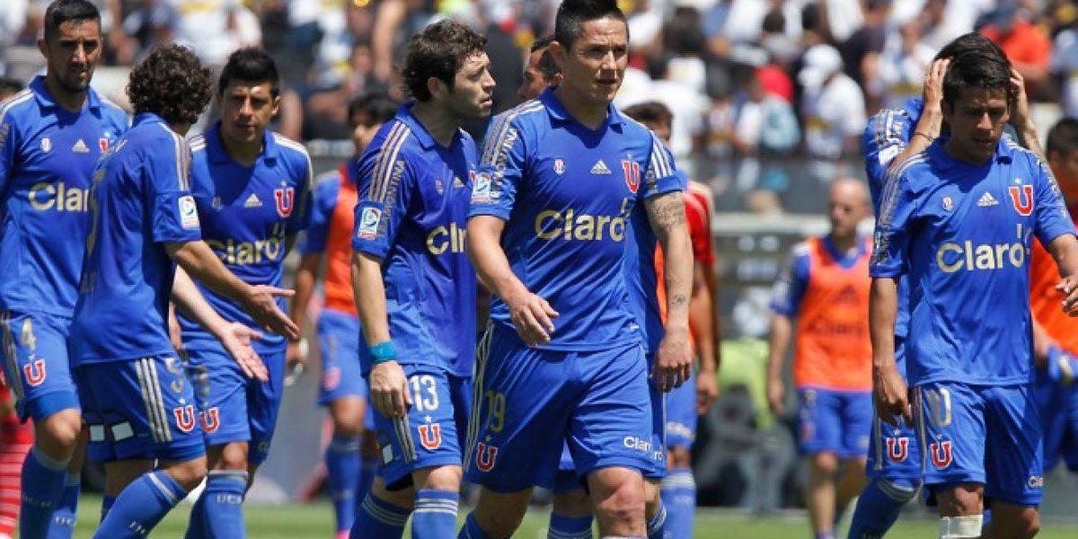 Uno a Uno: Herrera no pudo salvar a una irreconocible defensa de la U