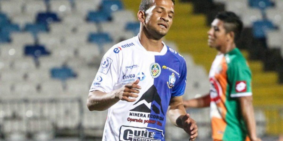 Cobresal y Antofagasta repartieron puntos en El Salvador