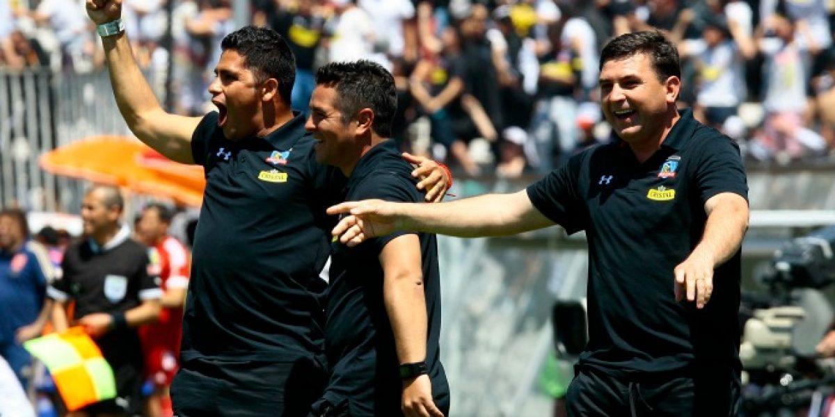 Tapia y el triunfo de Colo Colo sobre la U: