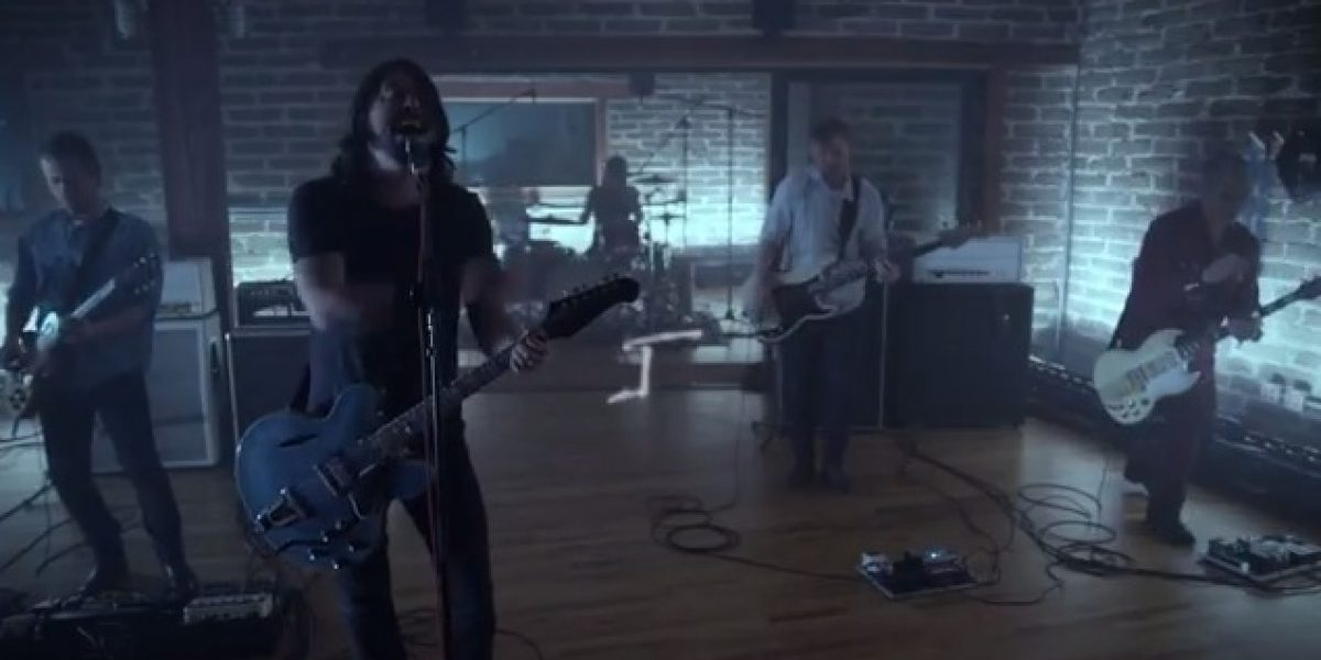 Foo Fighters: Revisa el videoclip oficial de