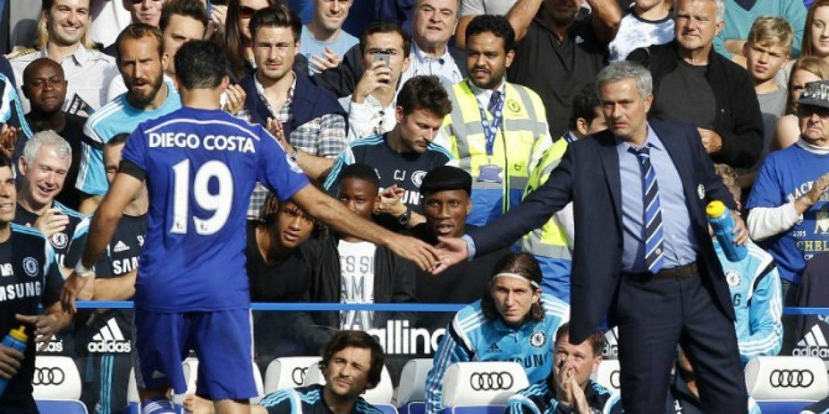 Mourinho siguió su