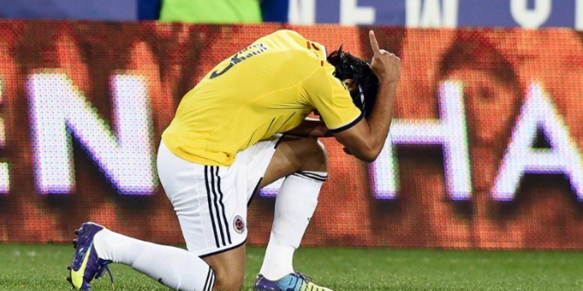 No es por Salas: Radamel Falcao aclaró el motivo de su celebración
