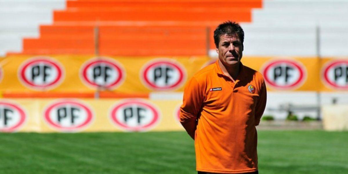 No va más: José Cantillana dejó de ser el técnico de Cobresal