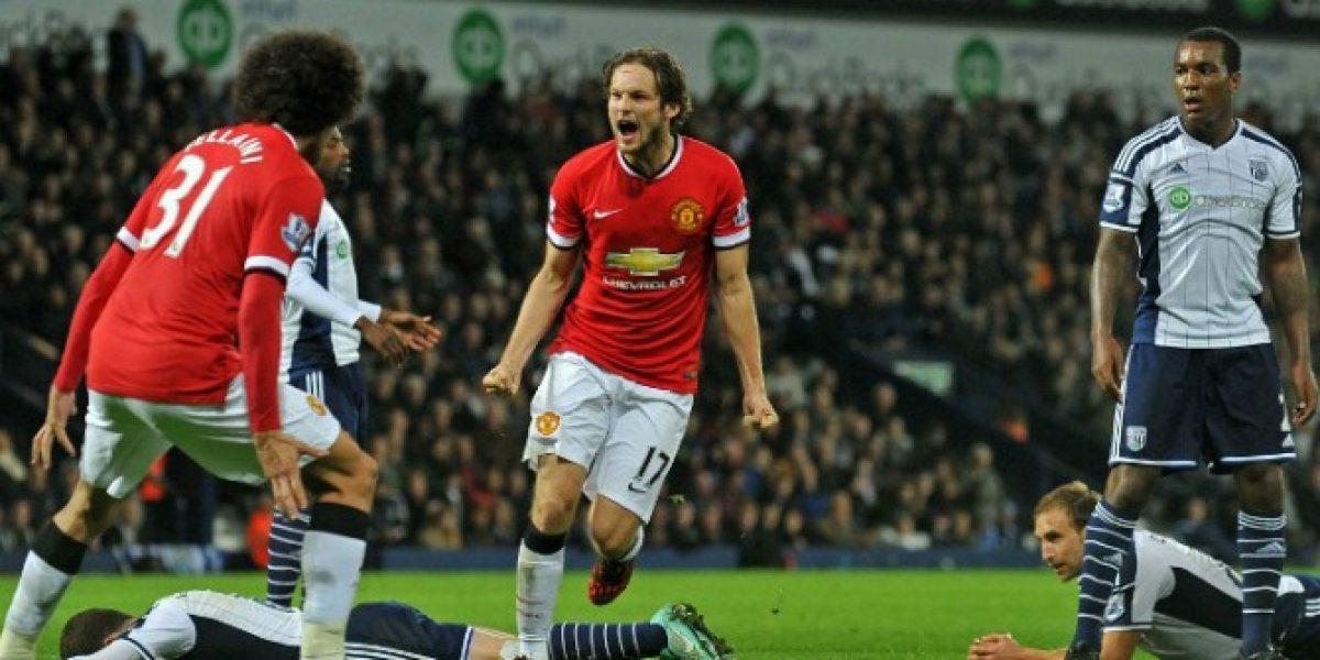 El United salva un punto en los últimos minutos, pero sigue sin convencer